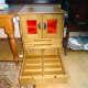 Third drawer open