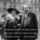 This photo of Albert and his second wife, Elsa, was taken in June  of 1921.