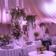 Full lines of artificial flowers, plants, trees and arrangements for your wedding decor.