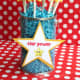 Star-shaped chocolate molds.