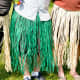 Lots of grass skirts.