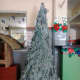 Christmas Tree from Paper cone twirls
