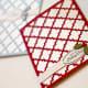 Quartefoil Overlay Card - Ideas for Handmade Holiday cards
