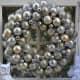 Image #8 - Metallic Christmas Ornament Wreath