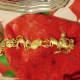 A cat themed bracelet for a cat lover.