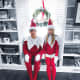 The Lynches as Elves on a Shelf