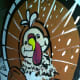 """This turkey is the subject of a series I called """"How to Groom a Turkey."""""""