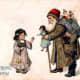 A Russian postcard depicting Ded Moraz