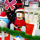 Doraemon, one of Japan's most enduring Anime characters, is the festive star at AMK Hub's 2019 yuletide celebration.
