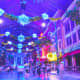 """Universal Studios Singapore is, of course, always lavishly decked with festive motifs throughout December. A visit, for families with children, is considered by some as a Christmas """"thing to do."""""""