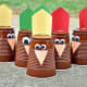 Turkey bowling is a great way to keep kids entertained while you prepare to entertain your Thanksgiving guests.