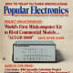 Popular Electronics Announcement