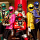 """A """"Marvelous"""" band of merry pirates, Kaizoku Sentai Gokaiger are a group of Anti-Heroes seeking the greatest treasure in the universe while keeping the evil Zangyack Empire at bay"""