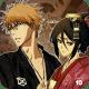 Ichigo and Rukia fan art