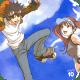 Itsuki and Ringo having fun