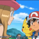 Ash compliments her...
