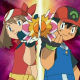 May and Ash with the Terracotta Ribbon