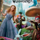 Movie poster for 2010's Alice in Wonderland. Don't be fooled by the quirky characters and brilliant colors. This fictional world can be deadly for the uninitiated and unready.