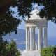 Ionic temple at Son Marroig on the Island of Mallorca