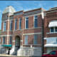 The Okmulgee police station and former city hall looks like a building that came right out of one of Norman Rockwells paintings.
