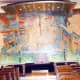 Catholic portion of the Air Force chapel