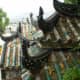 Roof detail, A-Ma Temple.