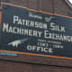 Paterson Silk Machinery Exchange in the Great Falls historic district.