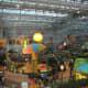 Nickelodeon Universe at Dusk