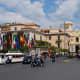 Piazza Tasso, the main square in Sorrento