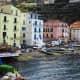 The Marina Grande in Sorrento
