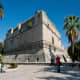 Built in 1132, Castello Normanno-Svevo Bari is used for exhibitions today.