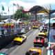 Tomorrowland Speedway at Disney's Magic Kingdom - Pit Road