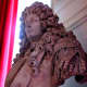 Bust of Louis XIV, one of the owners of Chambord.