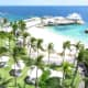 Movenpick Hotel on Mactan Island, CVebu. Just one of the numerous hotels on Mactan Island.