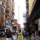 Street shopping in Kuala Lumpur in Little India.