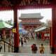 Temple couryard