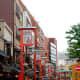 Dempoin Dori Street in historic Asakusa neighborhood