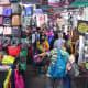 Heart of the actual bazaar.