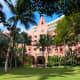 "Royal Hawaiian Hotel - the ""Pink Palace of the Pacific"""