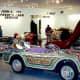 Inside the Art Car Museum