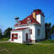 Cabot Head Lighthouse @ Bruce Peninsula National Park, Ontario, Canada