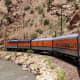 Royal Gorge Railroad in Canon City, Colorado