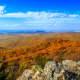 Bearfence Mountain at Shenandoah National Park