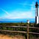 Cape Henry Lighthouse in Virginia Beach, Virginia