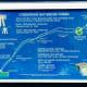 Chesapeake Bay Bridge-Tunnel Map