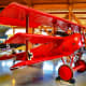 N917RB Fokker DR-1 Redfern (Replica) msn/ ZN-1/07 at the Military Aviation Museum in Virginia Beach, Virginia