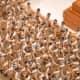 More lively figurines depicting the Hakata Gion Yamakasa festival.
