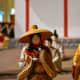 Beautiful Hakata-Style dolls depicting Heian Court life.