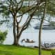 Breath taking views of lake Victoria