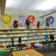 Kid-friendly section of the Barbara Bush Library